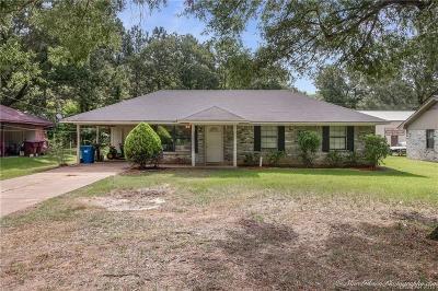 Benton Single Family Home For Sale: 314 Montgomery Lane