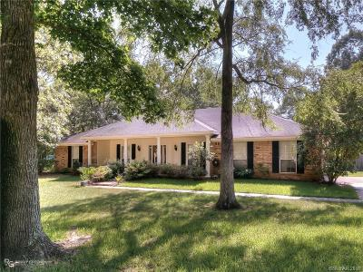 Stonewall Single Family Home For Sale: 109 Ramsey Drive