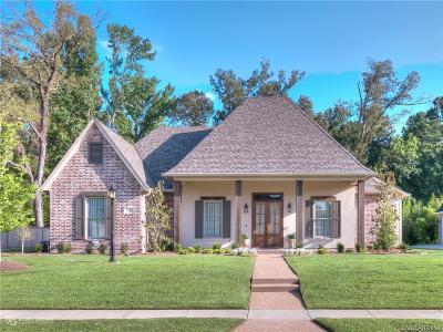 Shreveport Single Family Home For Sale: 423 Oakwood Trace Court