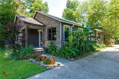 Shreveport Single Family Home For Sale: 5059 Dixie Garden Drive