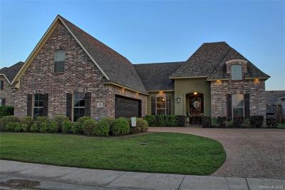 Bossier City Single Family Home For Sale: 516 Falling Water