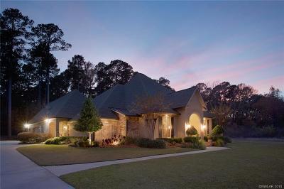 Shreveport Single Family Home For Sale: 1015 Osprey Drive