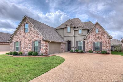 Bossier City Single Family Home For Sale: 931 Royal