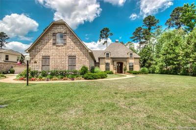Shreveport Single Family Home For Sale: 996 Dumaine Drive