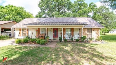 Benton Single Family Home For Sale: 1109 Robert Lane