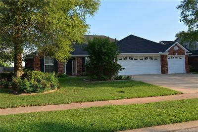Bossier City Single Family Home For Sale: 1424 Magnolia Ridge