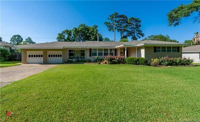 Shreveport Single Family Home For Sale: 728 Monrovia Street