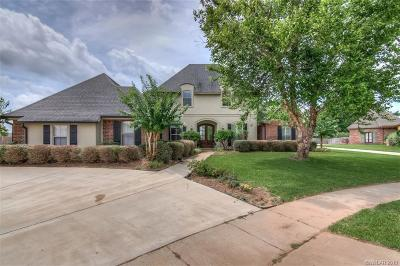 Bossier City Single Family Home For Sale: 302 Dunleith Place
