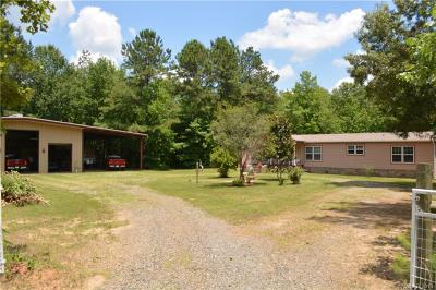 Shreveport Single Family Home For Sale: 12013 Providence Road