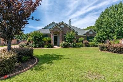 Shreveport Single Family Home For Sale: 162 Sand Beach Boulevard