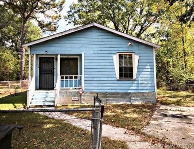 Caddo Parish Single Family Home For Sale: 1825 Willie Mays Street