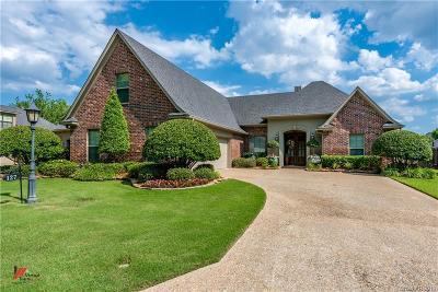 Shreveport Single Family Home For Sale: 127 Eagle Bend Way