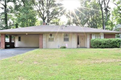 Caddo Parish Single Family Home For Sale: 3736 Bobbitt Place