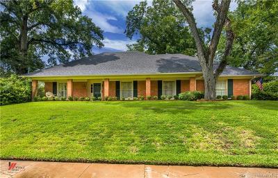 Shreveport Single Family Home For Sale: 1018 Delaware Street