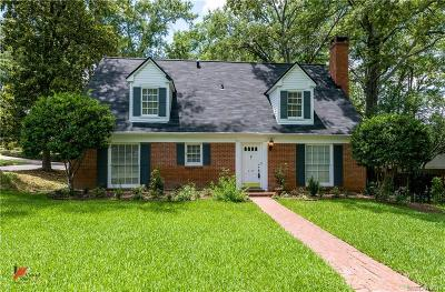 Shreveport LA Single Family Home For Sale: $269,900