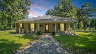 Stonewall Single Family Home For Sale: 408 Middleton Road
