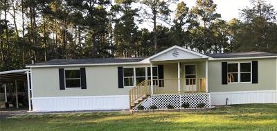 Stonewall Single Family Home For Sale: 264 Lesa Lane