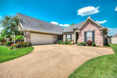 Shreveport Single Family Home For Sale: 10022 Somerset Lane