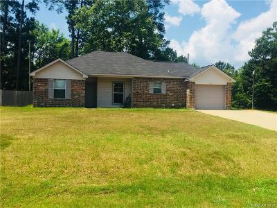 Keithville Single Family Home For Sale: 6591 Grawood Drive