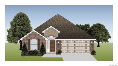Bossier City Single Family Home For Sale: 4011 False River Drive