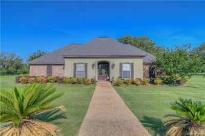 Haughton Single Family Home For Sale: 10 Golf Club Drive