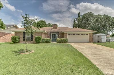 Bossier City Single Family Home For Sale: 5502 Golden Meadows Drive