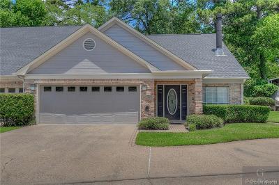 Shreveport LA Condo/Townhouse For Sale: $257,500