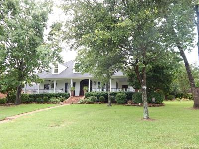 Shreveport Single Family Home For Sale: 11250 Heritage Oaks Circle