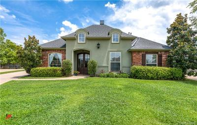 Shreveport LA Single Family Home For Sale: $274,500