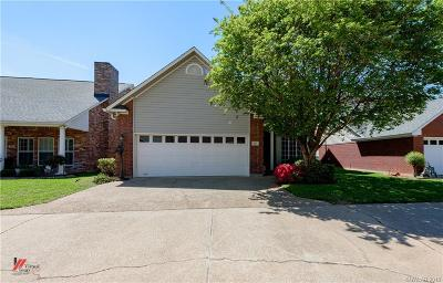 Bossier City Single Family Home For Sale: 3635 Greenacres Place Drive #336