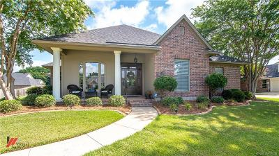 Bossier City LA Single Family Home For Sale: $324,900