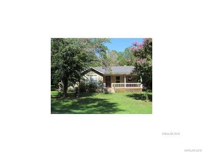 Shreveport Single Family Home For Sale: 8206 Roosevelt Drive