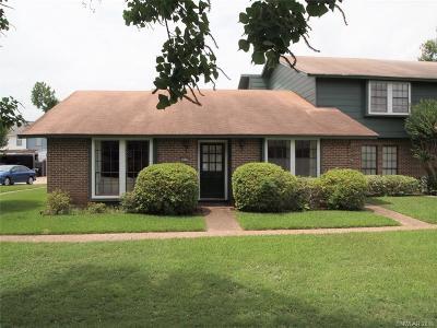 Shreveport LA Condo/Townhouse For Sale: $109,000