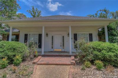 Benton Single Family Home For Sale: 243 Old Palmetto Road