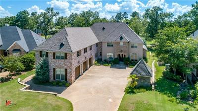 Shreveport Single Family Home For Sale: 10927 Cattail Pointe