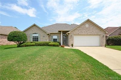 Bossier City Single Family Home For Sale: 220 Avondale Lane