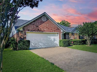 Shreveport Single Family Home For Sale: 9707 Stratmore Circle