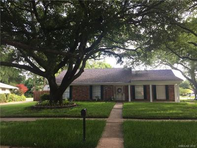 Shreveport LA Single Family Home For Sale: $250,000