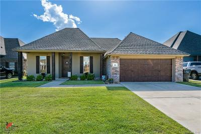 Benton Single Family Home For Sale: 309 Newport Lane