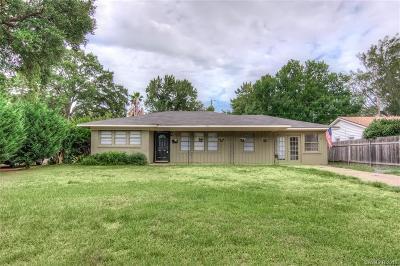 Shreveport Single Family Home For Sale: 125 Southfield Road