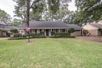 Shreveport LA Single Family Home For Sale: $269,500