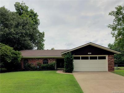 Bossier City LA Single Family Home For Sale: $155,900