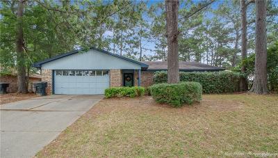 Shreveport Single Family Home For Sale: 9523 Chaparral Lane