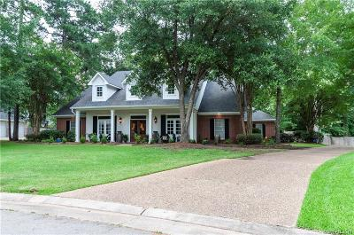 Shreveport LA Single Family Home For Sale: $465,000
