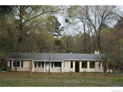 Haughton Single Family Home For Sale: 352 Parker Road