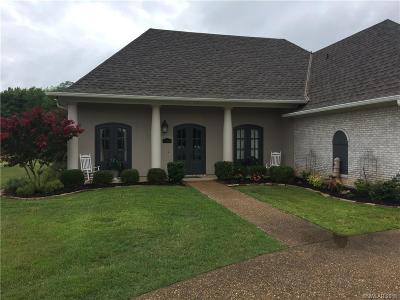 Bossier City LA Single Family Home For Sale: $310,000