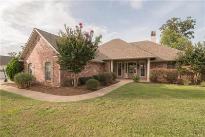 Haughton Single Family Home For Sale: 1793 Turning Leaf Trail