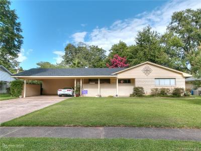 Shreveport Single Family Home For Sale: 1919 Horton Avenue