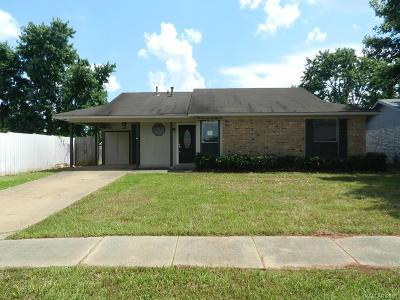 Bossier City Single Family Home For Sale: 2224 Kirby Smith Drive