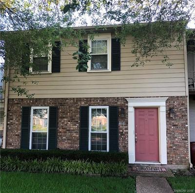 Shreveport Single Family Home For Sale: 10058 Stratmore Circle